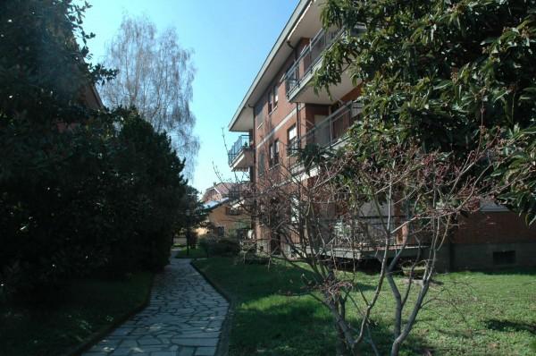 Appartamento in vendita a Alpignano, Semicentro, Con giardino, 145 mq - Foto 17