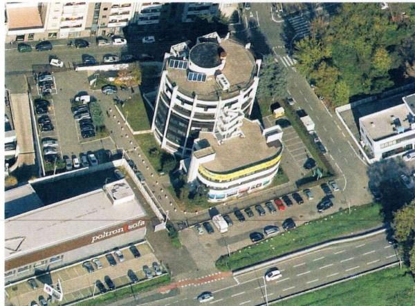 Ufficio in affitto a Cinisello Balsamo, Stazione Garibaldi, 390 mq