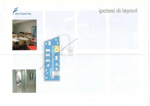 Ufficio in affitto a Milano, Stazione Garibaldi, 530 mq - Foto 5