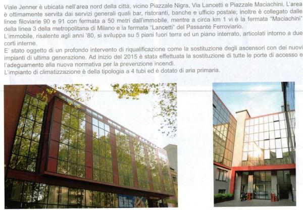 Ufficio in affitto a Milano, Stazione Garibaldi, 530 mq - Foto 7