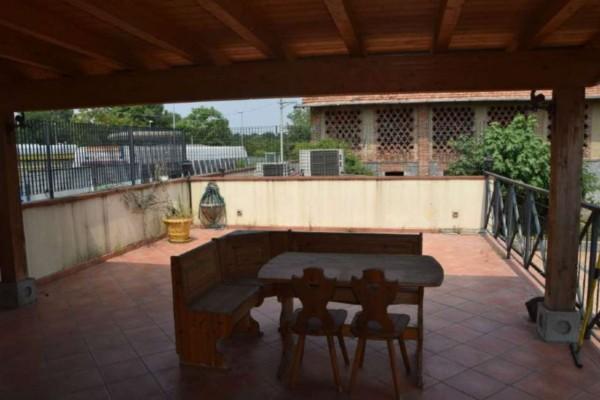 Villa in vendita a Milano, Parco Trenno, Con giardino, 300 mq - Foto 19