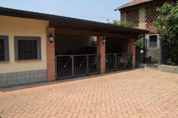 Villa in vendita a Milano, Parco Trenno, Con giardino, 300 mq - Foto 35