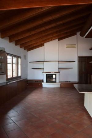 Villa in vendita a Milano, Parco Trenno, Con giardino, 300 mq - Foto 25