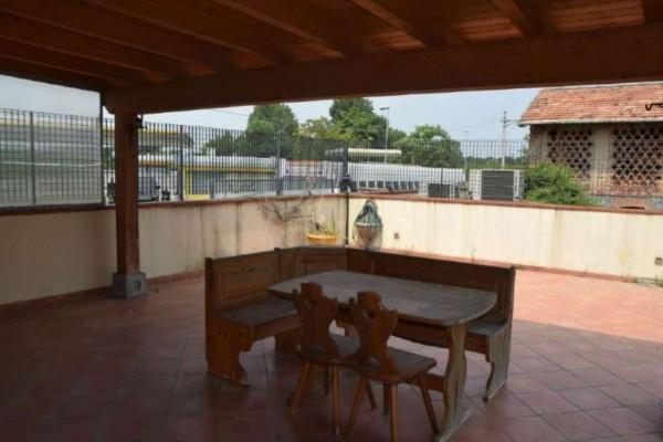 Villa in vendita a Milano, Parco Trenno, Con giardino, 300 mq - Foto 15