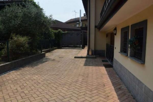 Villa in vendita a Milano, Parco Trenno, Con giardino, 300 mq - Foto 3