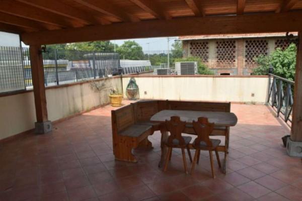 Villa in vendita a Milano, Parco Trenno, Con giardino, 300 mq - Foto 20