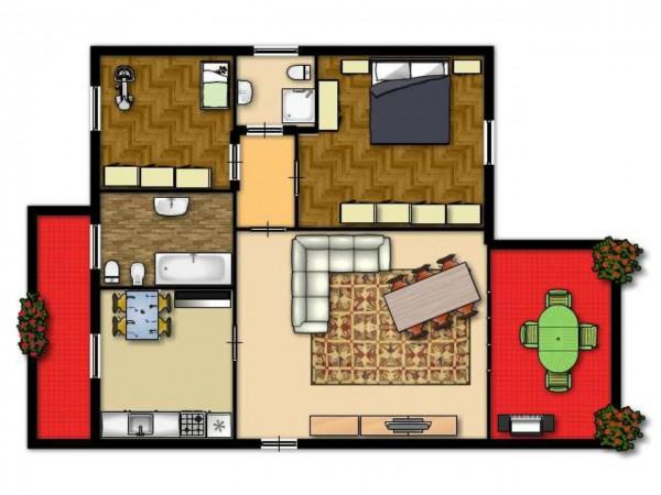 Appartamento in vendita a Senago, 95 mq - Foto 2
