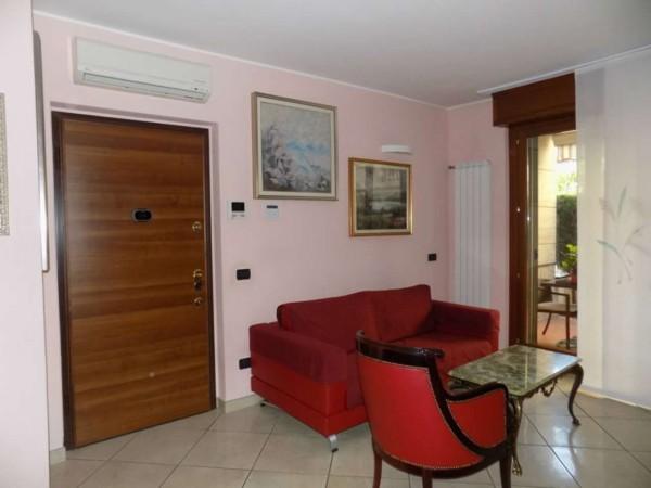 Appartamento in vendita a Senago, Adiacente Comasina Castelletto, Con giardino, 100 mq