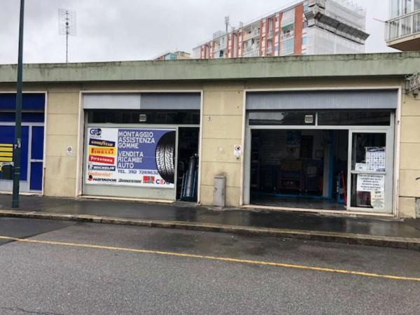 Locale Commerciale  in vendita a Torino, Arredato, 55 mq - Foto 9