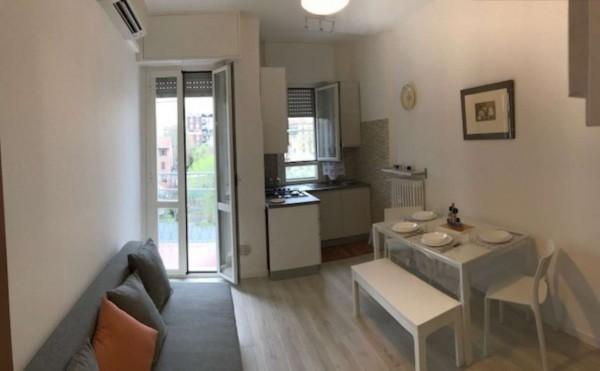 Appartamento in affitto a Milano, Via Meda/navigli, Arredato, 55 mq
