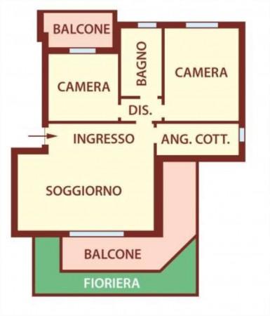 Appartamento in vendita a Castenaso, 85 mq