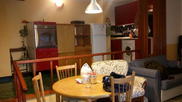 Appartamento in vendita a Recco, Megli, Con giardino, 50 mq