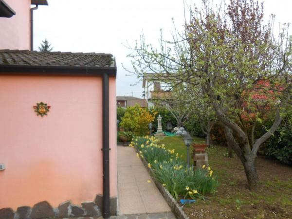 Villa in vendita a Casaletto di Sopra, Residenziale, Con giardino, 170 mq - Foto 25
