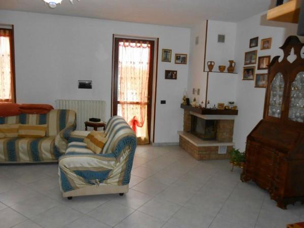 Villa in vendita a Casaletto di Sopra, Residenziale, Con giardino, 170 mq - Foto 16