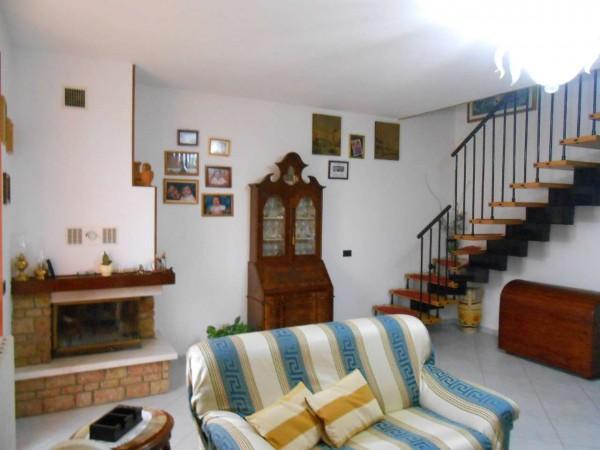 Villa in vendita a Casaletto di Sopra, Residenziale, Con giardino, 170 mq - Foto 49