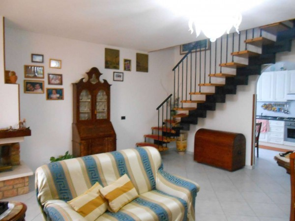 Villa in vendita a Casaletto di Sopra, Residenziale, Con giardino, 170 mq - Foto 19