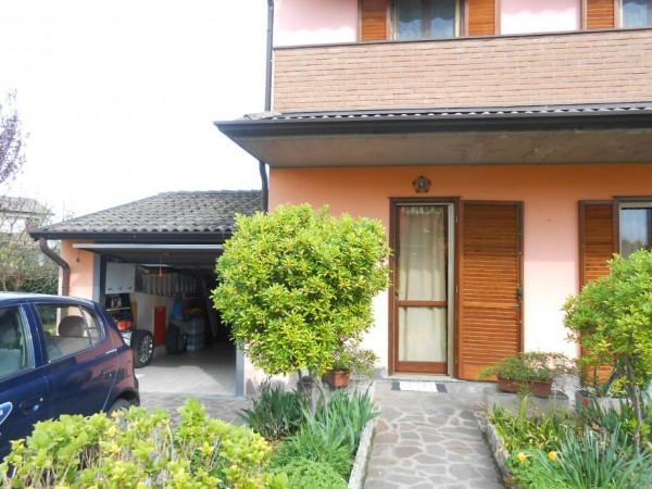 Villa in vendita a Casaletto di Sopra, Residenziale, Con giardino, 170 mq - Foto 39