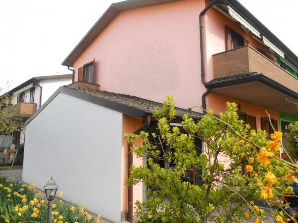 Villa in vendita a Casaletto di Sopra, Residenziale, Con giardino, 170 mq - Foto 30
