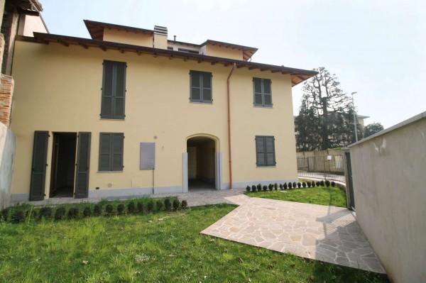 Ufficio in vendita a Inzago, Centro, 93 mq - Foto 4