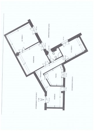 Appartamento in affitto a Genova, 90 mq - Foto 2