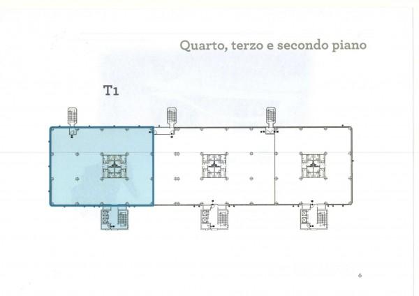 Ufficio in affitto a Rozzano, Milanofiori, 553 mq - Foto 13