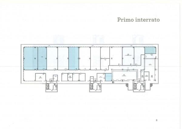 Ufficio in affitto a Rozzano, Milanofiori, 553 mq - Foto 21