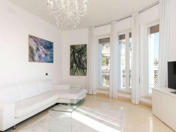 Appartamento in vendita a Roma, Tritone, 250 mq - Foto 12