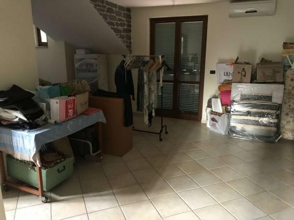 Villa in vendita a Sant'Anastasia, Con giardino, 240 mq - Foto 17