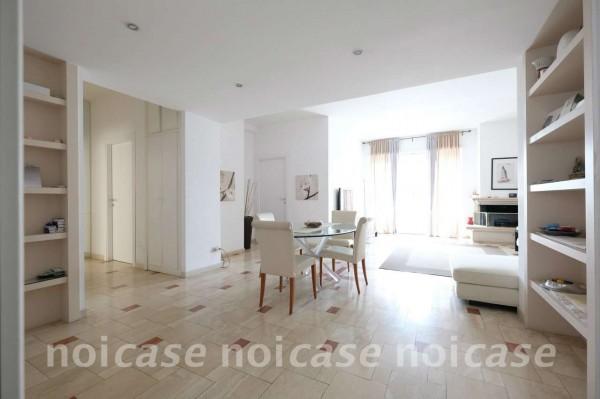 Appartamento in vendita a Roma, Eur, Con giardino, 113 mq