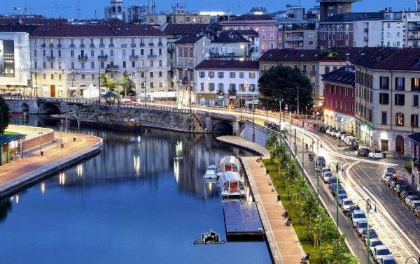 Locale Commerciale  in vendita a Milano, Darsena, Arredato, 130 mq - Foto 16