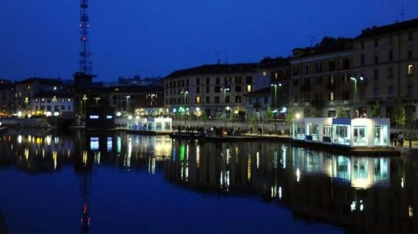 Locale Commerciale  in vendita a Milano, Darsena, Arredato, 130 mq - Foto 15
