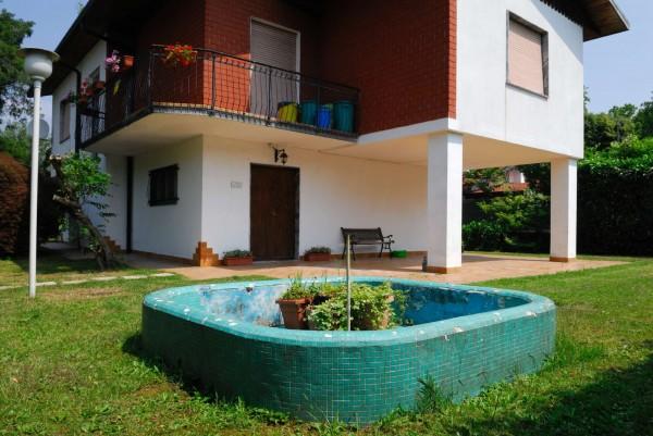 Villa in affitto a Castelletto sopra Ticino, Arredato, con giardino, 210 mq - Foto 14