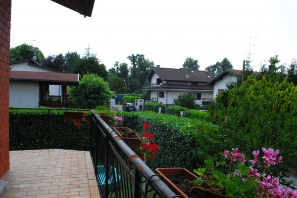 Villa in affitto a Castelletto sopra Ticino, Arredato, con giardino, 210 mq - Foto 3