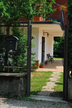 Villa in affitto a Castelletto sopra Ticino, Arredato, con giardino, 210 mq - Foto 1
