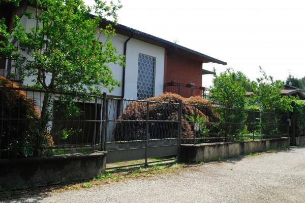 Villa in affitto a Castelletto sopra Ticino, Arredato, con giardino, 210 mq - Foto 12