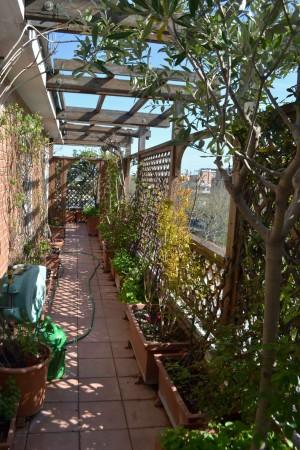 Appartamento in vendita a Roma, Monteverde, Arredato, 55 mq