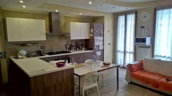 Appartamento in affitto a Magenta, Residenziale, Arredato, con giardino, 100 mq