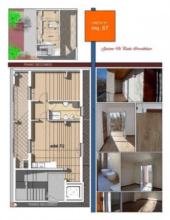 Appartamento in vendita a Milano, Piazzale Cuoco, 67 mq - Foto 3