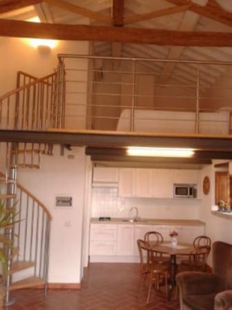Appartamento in affitto a Montespertoli, Arredato, con giardino, 40 mq