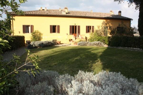 Appartamento in affitto a San Casciano in Val di Pesa, Arredato, con giardino, 200 mq