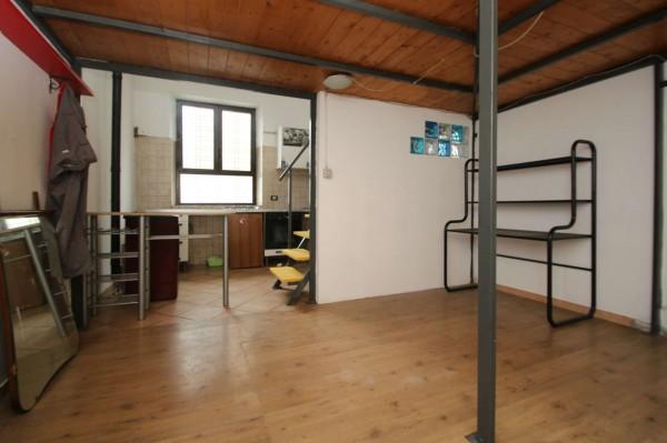 Appartamento in vendita a Torino, Borgo Vittoria, 40 mq
