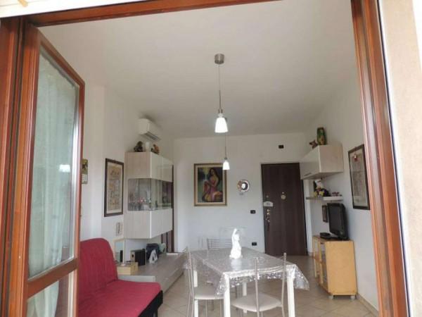 Appartamento in vendita a Roma, Osteria Del Curato, Con giardino, 70 mq