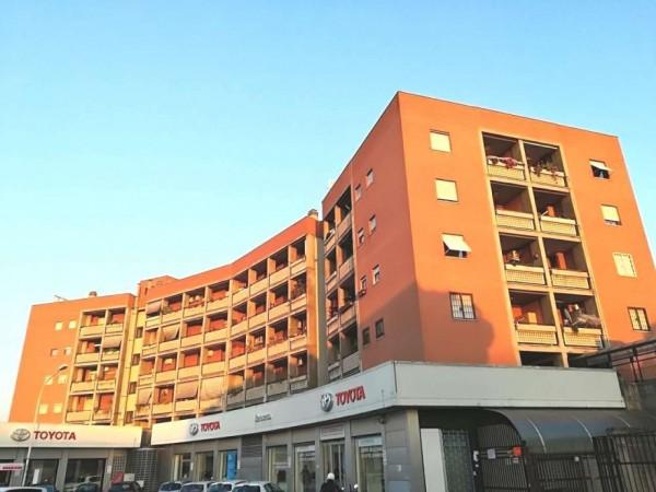 Appartamento in vendita a Roma, Torre Maura, Con giardino, 85 mq