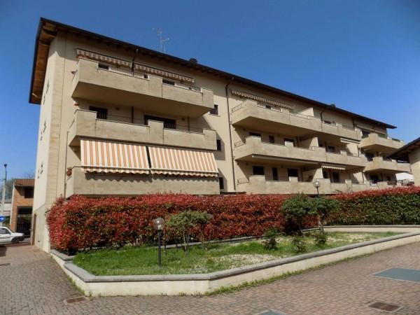 Appartamento in vendita a Bovisio-Masciago, Con giardino, 153 mq