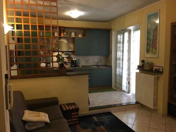 Appartamento in vendita a Vinovo, Centrale, Con giardino, 80 mq