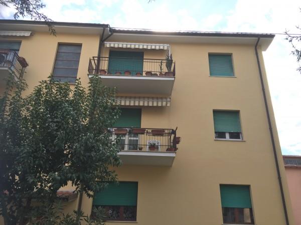 Appartamento in vendita a Spoleto, Centrale, 129 mq