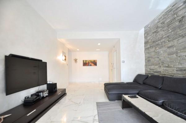 Appartamento in vendita a Genova, Sestri Ponente, Arredato, 120 mq