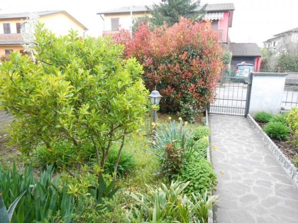 Villa in vendita a Crema, Residenziale A 5 Minuti Da Crema, Con giardino, 170 mq - Foto 23