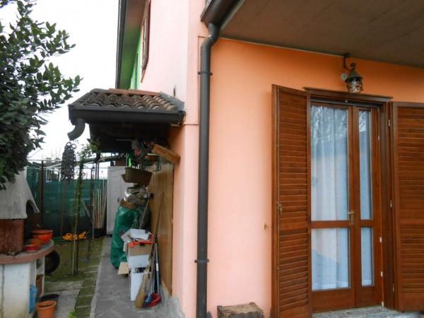 Villa in vendita a Crema, Residenziale A 5 Minuti Da Crema, Con giardino, 170 mq - Foto 24