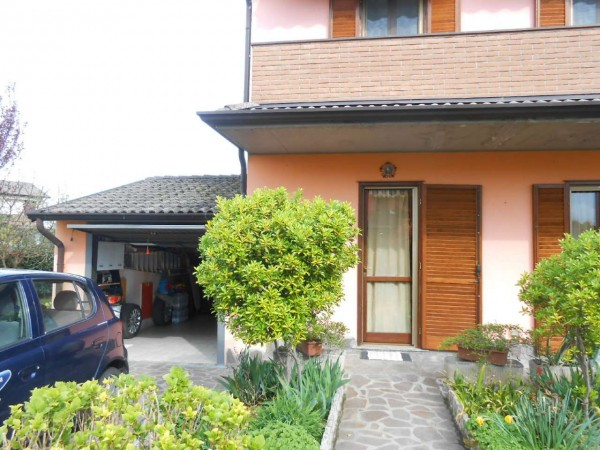 Villa in vendita a Crema, Residenziale A 5 Minuti Da Crema, Con giardino, 170 mq